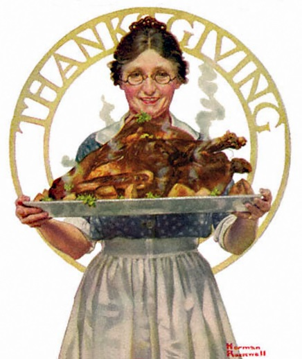 Norman-Rockwell-Thanksgiving-Turkey