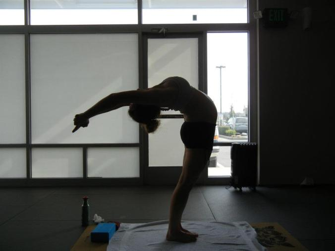 Backbend Feb 2012